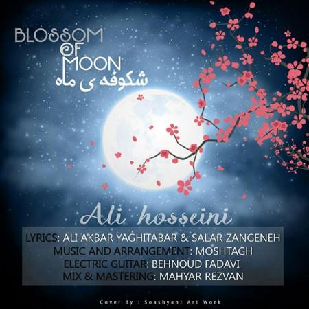 دانلود آهنگ شکوفه ماه از علی حسینی