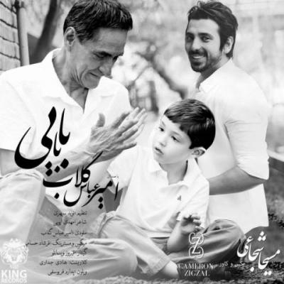 دانلود آهنگ جدید امیر عباس گلاب بنام بابایی