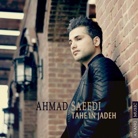 دانلود آهنگ ته این جاده از احمد سعیدی