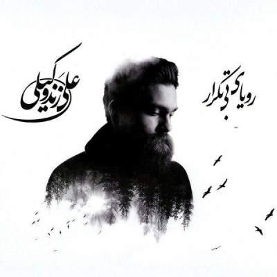 دانلود آهنگ جدید علی زند وکیلی رویای بنام بی تابانه